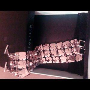 Tateossian cuff bracelet, includes original box.